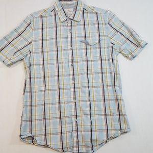 Tommy Bahama Shirt Island Modern Fit Small Men's